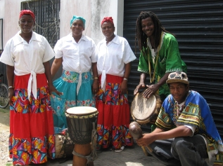 Culture - sambai group from gales point