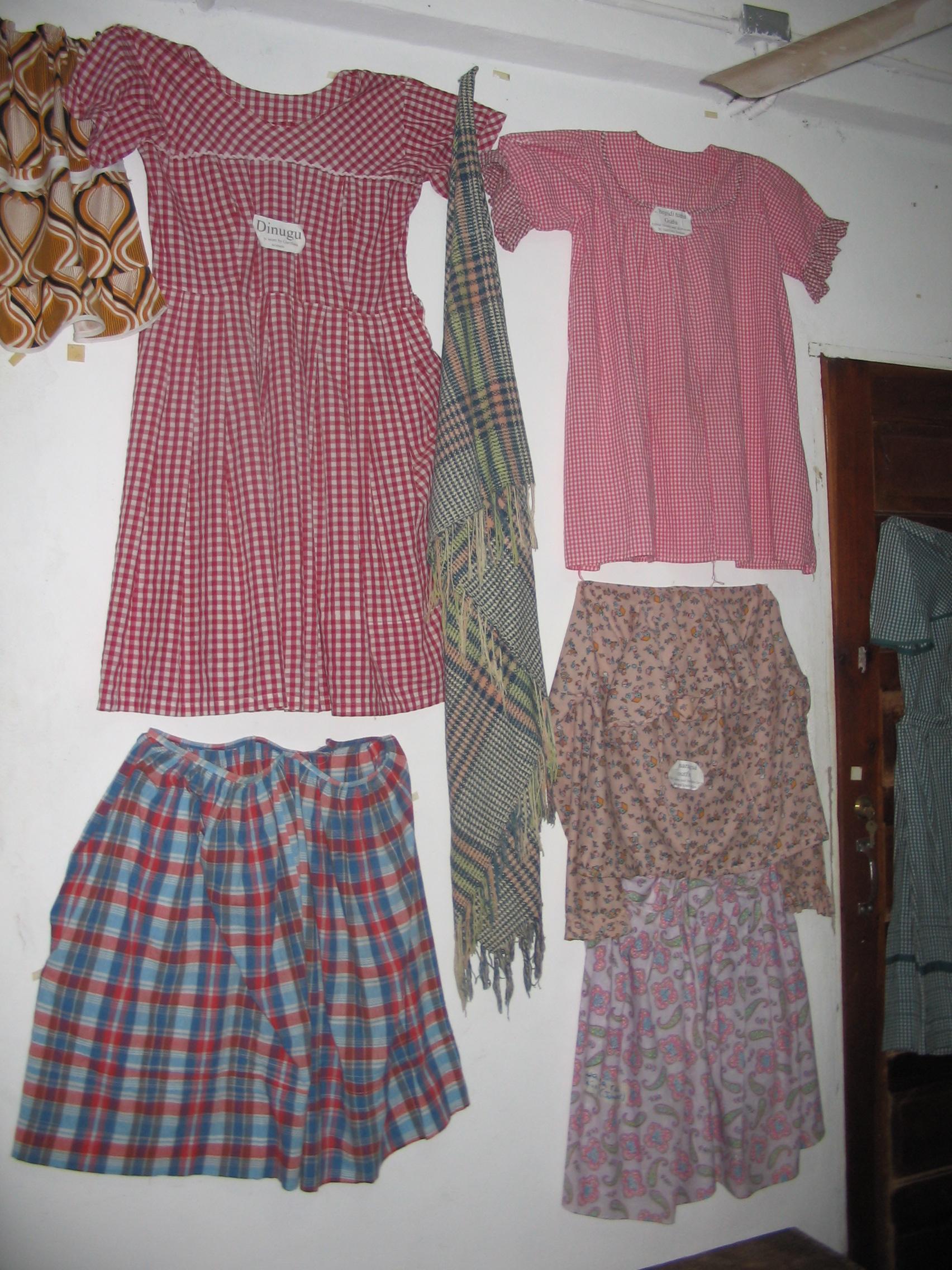 garinagu clothing