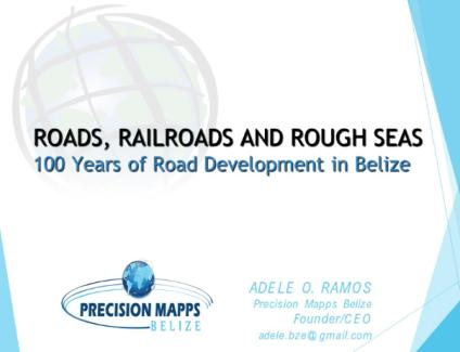 Roads, Railroads and Rough Seas-App